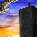 Adobe Church by Timothy Hacker