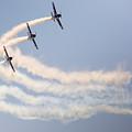 Aerobatic Group Formation  by Mariusz Prusaczyk