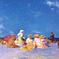 afternoon fun Edward Henry Potthast by Eloisa Mannion