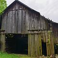 Aged Wood Barn Series by Soni Macy