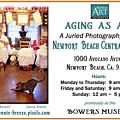 Aging As Art Exhibit by Jennie Breeze