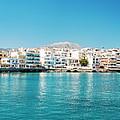 Agios Nikolaos Panorama by Antony McAulay