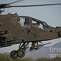 Ah-64d Apache Longbow Lifts by Terry Moore