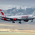 Air Canada Rouge Boeing 767-333 by Smart Aviation