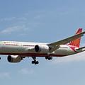 Air India Boeing 787 by David Pyatt