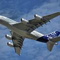 Airbus A380 by Tim Beach