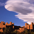 Ait Benhaddou Casbah by Michele Burgess