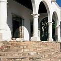 Alamos Mexico by Thomas R Fletcher