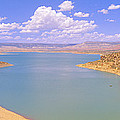 Albiquiu Reservoir, Route 84, New Mexico by Panoramic Images