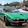 Alfa Romeo Montreal by Anthony Croke