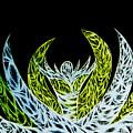 Alien Flower by Jamie Lynn