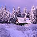 Alpine Hideaway by Janka Simka
