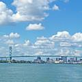Ambassador Bridge by Ann Horn