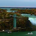 American Falls Niagara by Richard Jenkins