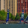 America's Cup World Series Nyc by Susan Candelario