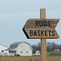 Amish Sign by David Arment