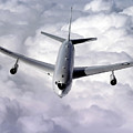 An E-8c Joint Surveillance Target by Stocktrek Images