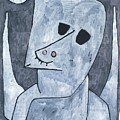 Angel Applicant by Paul Klee