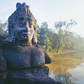 Angkor Thom by Allan Seiden - Printscapes