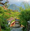 Annapurna Village by Sonal Dave