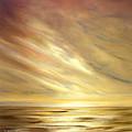 Another Golden Sunset by Gina De Gorna