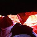 Antelope Slot Canyon - Astounding Range Of Colors by Merton Allen