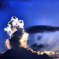 Antigua Sunrise by Thomas R Fletcher