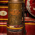 Antique Fire Extinguisher by Paul Freidlund