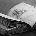 Antique Notebook by Raelene Goddard