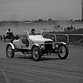 Antique Races Black And White by Anthony W Weir