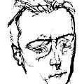 Anton Von Webern by Granger
