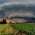 Approaching Storm by Willard Sharp