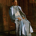 Archbishop Diomede Falconio by Thomas Eakins