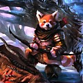 Archer, by Nur Cahyono