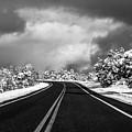 Arizona Snow by Gregory Daley  MPSA