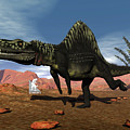 Arizonasaurus Dinosaur - 3d Render by Elenarts - Elena Duvernay Digital Art