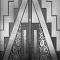 Art Deco Door by Andrew Fare