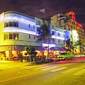 Art Deco In Miami by Buddy Mays