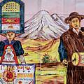 Artisan Market In Quito by Ralf Broskvar