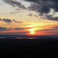 As The Sun Goes Down by Nicole Engelhardt