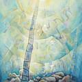 Ascent by Lesley Friedmann