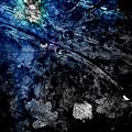 Leaves Under Ice by Randi Grace Nilsberg