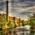 Ashton Mill, Cumberland, Ri by Dennis DiMauro Jr