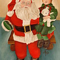 Ask Santa by Angeles M Pomata