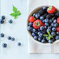 Assortment Of Berries by Natasha Breen