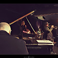 At The Jazz Club by Tim Nyberg
