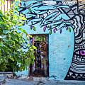 Athens Graffiti by Chantelle Flores