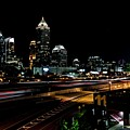 Atlanta Expressway by David Bearden