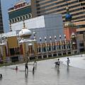 Atlantic City Hotels Board Walks Beaches Entertainment Centres Tajmahal Hotel Americas Best Photogra by Navin Joshi