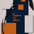 Auburn Tigers by Joe Hamilton